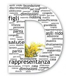 Le parole delle donne - Clicca per aprire il file .pdf