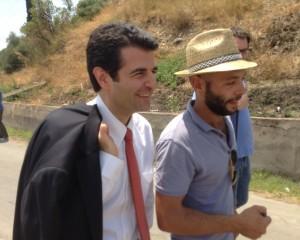 Con Emanuele Feltri